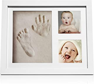 baby footprints diy