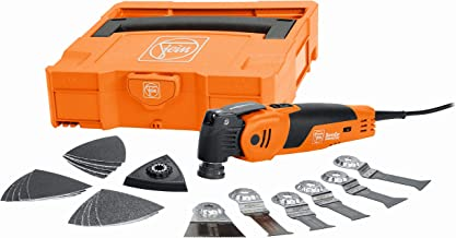 Fein 72294668090 FSC500QSL Wood Oscillating Multi-Tool Kit