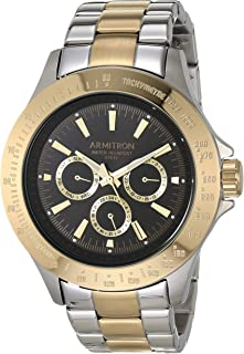Armitron Men's Multi-Function Bracelet Watch, 20/4904