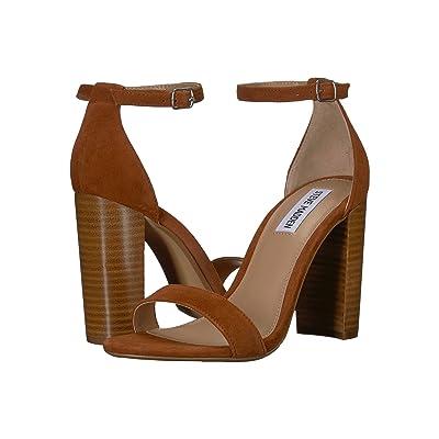 Steve Madden Carrson Heeled Sandal (Chestnut Multi) High Heels