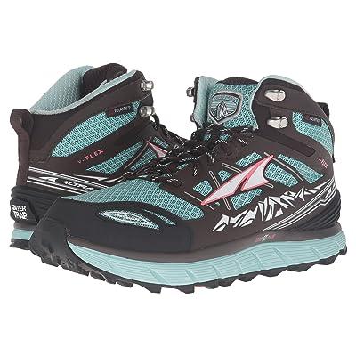Altra Footwear Lone Peak 3 Mid Neoshell (Blue) Women