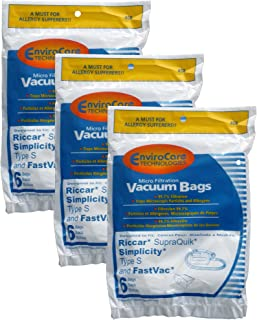 Best simplicity type a vacuum bags Reviews