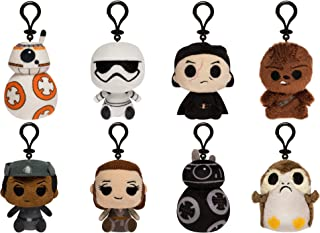 Funko Blind Bag Keychain Plush: Star Wars The Last Jedi (one Mystery Figure)