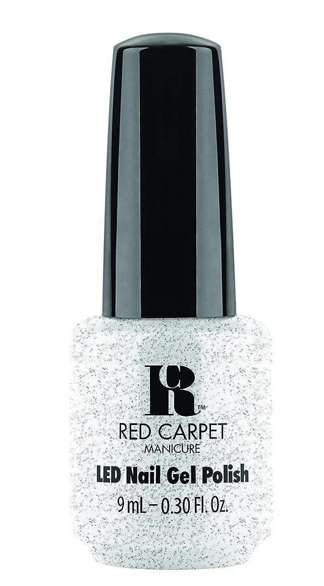 遵守する複雑テニスRed Carpet Manicure - LED Nail Gel Polish - Thank U Mom & Dad - 0.3oz / 9ml