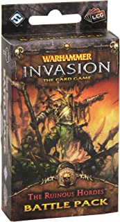 (The Ruinous Hordes) - Warhammer Invasion: The Card Game: The Ruinous Hordes Battle Pack