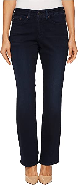 NYDJ Petite Petite Marilyn Straight Jeans in Sinclair