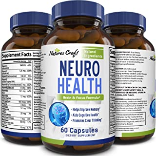 Best brain health vitamins and supplements Reviews