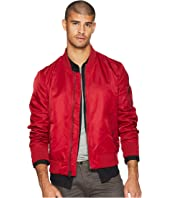 Ma-1 Unfilled Flight Jacket Double Entry Lower Flap Pockets