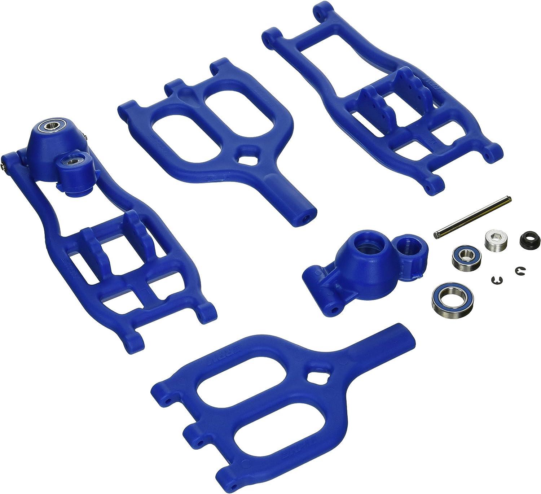 U min T e-maxx True Track hinten a-arm, blau B0012X55QS Bekannt für seine hervorragende Qualität   | Sofortige Lieferung