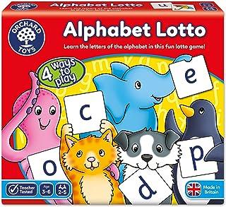 Orchard Toys - Alphabet Lotto