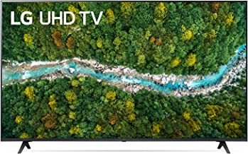 "LG 65UP77006LB Smart TV LED 4K Ultra HD 65"" 2021 con Processore Quad Core 4K, Wi-Fi, webOS 6.0, FILMMAKER MODE, Game Optim..."