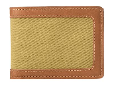 Filson Outfitter Wallet (Tan) Wallet Handbags