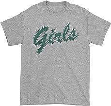 FerociTees Girls Shirt Rachel Monica (Green) Mens T-Shirt