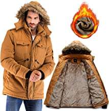 Best mens 3 4 winter coats Reviews