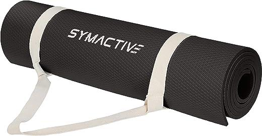 Amazon Brand - Symactive Exercise Yoga Mat
