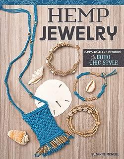 Hemp Jewelry: Easy to Make Designs Boho Chic Style (IMM Lifestyle Books)