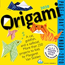Origami Color Page-A-Day Calendar 2020 [6