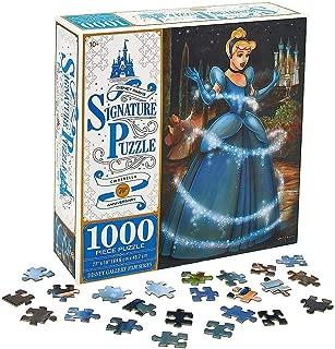 Disney Parks Signature Puzzle 70th Cinderella Trasformation 1000 Piece