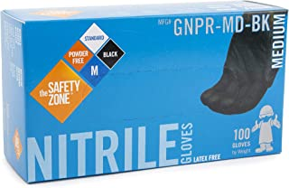 Nitriderm - Nitrile Sterile Elastic Gloves - Powder Free -