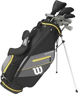 WILSON Heren Ultra XD 2020 Golfracket Set met Stand Bag Golf Complete Set Ijzer Houten Driver Bag (Rechtshandige / Standaa...