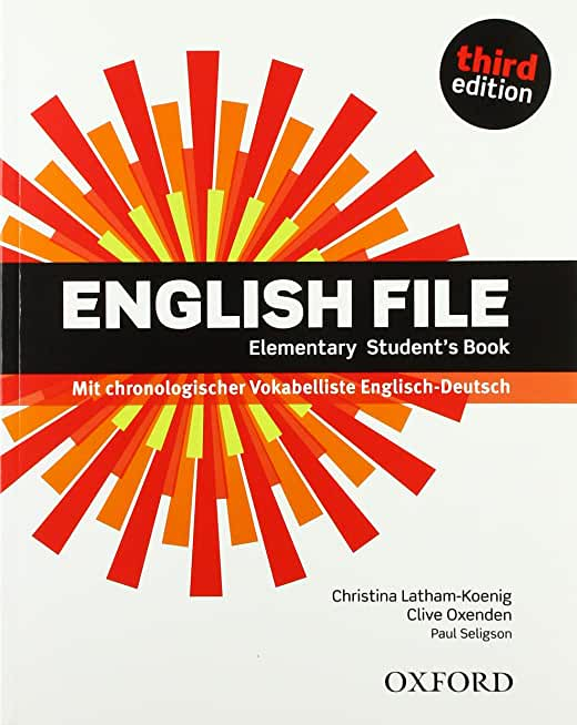 English File. Elementary Student's Book & iTutor Pack