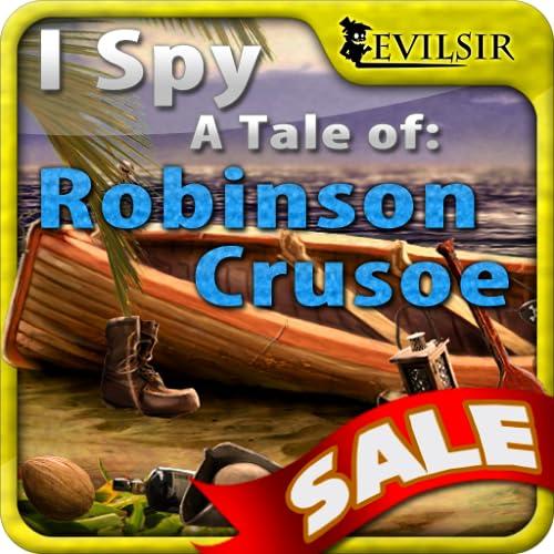 I Spy a Tale of Robinson Crusoe - Hidden Objects 33% OFF