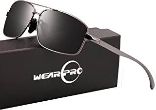 Sport Polarized Sunglasses For Men-wearPro Ultralight...
