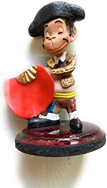 Mario Moreno Cantinflas Collectible Figurines (Torero)