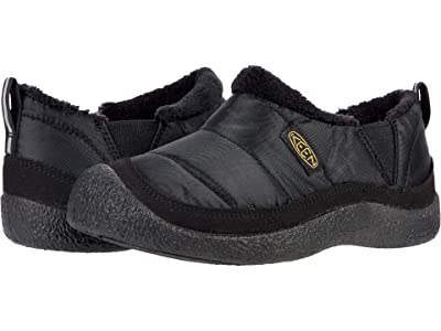 KEEN Kids Howser II (Little Kid/Big Kid) (Black/Black) Boy