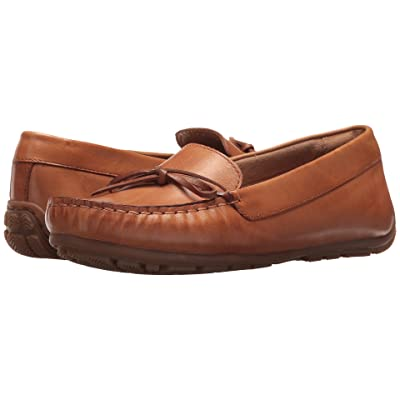 Clarks Dameo Swing (Light Tan Leather) Women