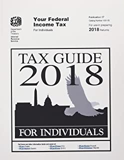 irs publication 17 for 2018