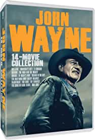 JOHN WAYNE ESSENTIAL 14-MOVIE COLLECTION arrives on DVD May 11th from Paramount