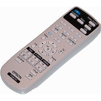 Control Remoto de proyector - OEM Epson, Incluido con EB-X3, EB ...