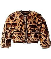 Dolce & Gabbana Kids - Eco Fur Jacket (Little Kids)