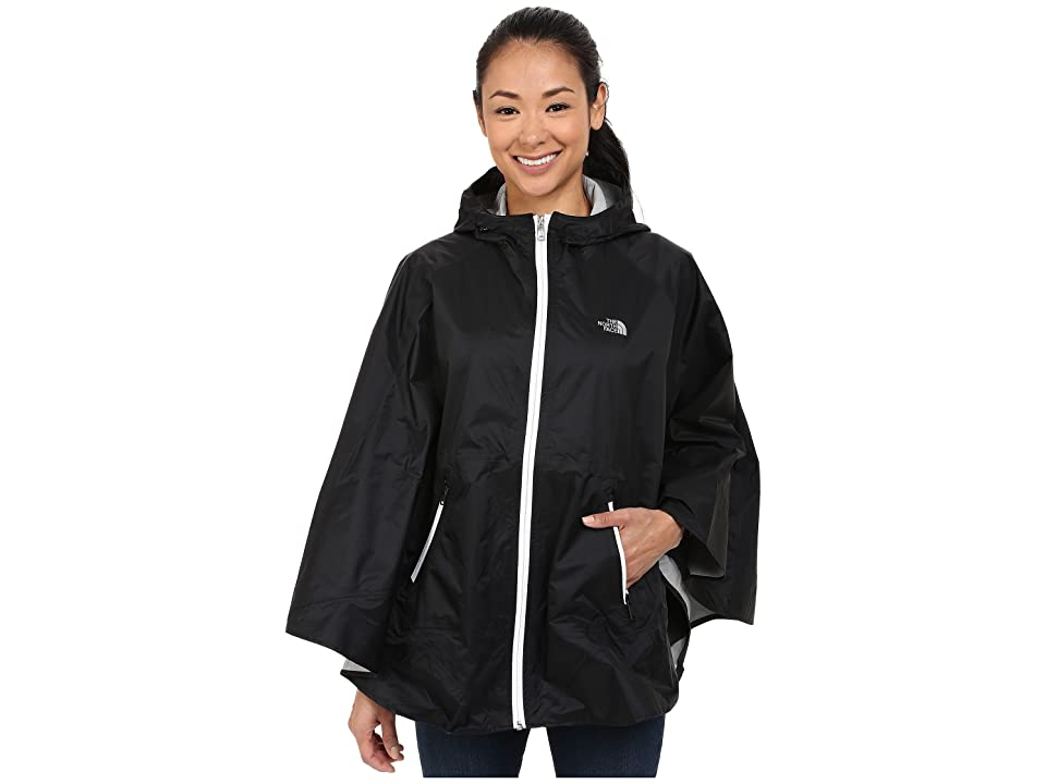 The North Face Mindfully Designed Poncho (TNF Black (Prior Season)) Women