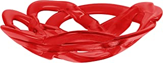 Kosta Boda Basket Bowl, Large, Red