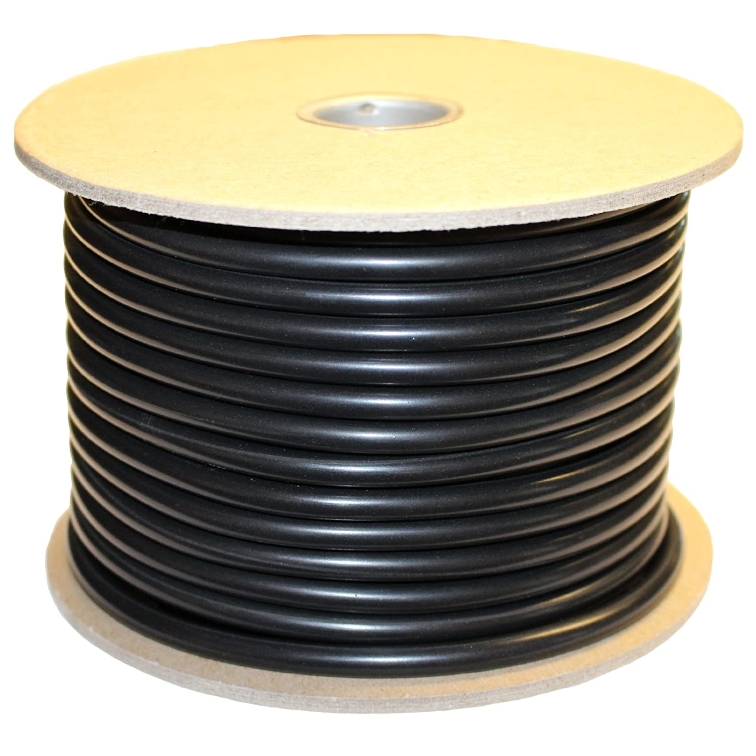 10 Piece Black Buna-N O-Ring Cord Stock .188 70A Durometer 0.188 Thickness 3//16 Actual