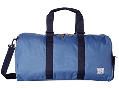 Herschel Supply Co. Novel Mid-Volume (Riverside/Peacoat) Duffel Bags