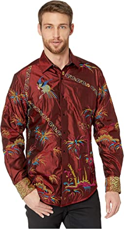 Limited Edition Samurai Spirit Sports Shirt