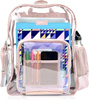 clear backpacks for school