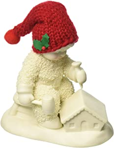 Department 56 Snowbabies Classics Home for the Holidays Figurine, 3.74 inch