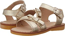 Elephantito Lili Crossed Sandal w/Bow (Toddler/Little Kid)