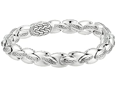 John Hardy Classic Chain 10mm Bracelet (Silver) Bracelet