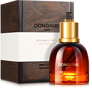 DONGINBI 1899 Signature Oil - Anti Aging Face Oil, Deep Wrinkle Treatment & Skin Hydration with Red Ginseng Extraction Tec...