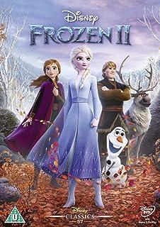 Frozen 2 DVD [2019]