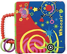 Manhattan Toy Whoozit Photo Album Soft Cloth Book for Baby