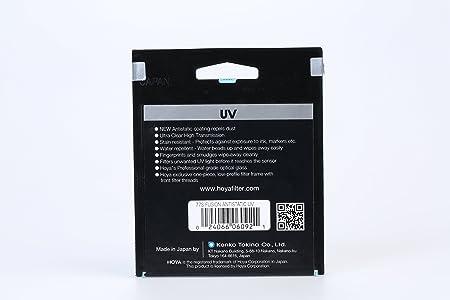 Hoya Fusion Antistatic Uv Filter 67 Mm