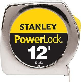 Stanley 33-212 12-Foot PowerLock Tape Rule