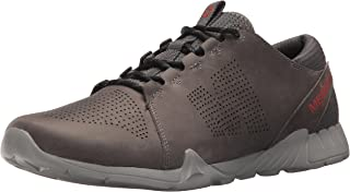 Merrell Mens Shoe Versent Kavari Lace Lth Castlerock