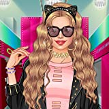 Gioco di vestire classico di alta qualità 6 bellissime bambole da vestire Oltre 200 articoli di abbigliamento Molte acconciature e accessori Allena le tue abilità di stilista di moda Scatta una foto dei tuoi look alla moda